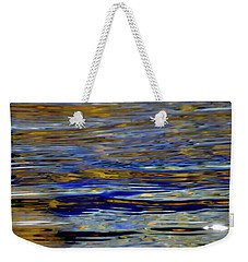 Light And Water  Weekender Tote Bag by Lyle Crump