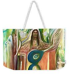 Light And The Awakening  Weekender Tote Bag