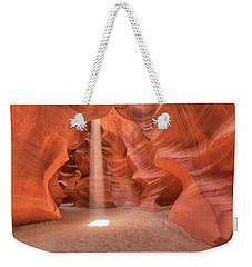 Beam Of Light Weekender Tote Bag