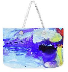 Light Being Weekender Tote Bag