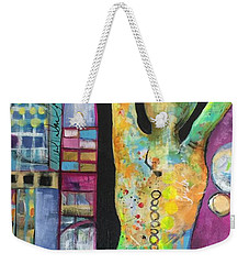 Light Energy Weekender Tote Bag