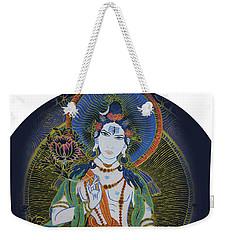 Light Giving Shiva  Weekender Tote Bag