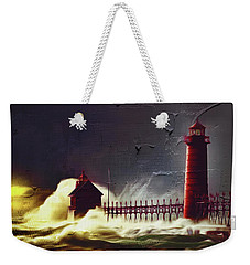 Light House 07 Weekender Tote Bag by Gull G