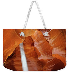 Light In Antelope Canyon Weekender Tote Bag