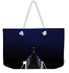 Light In Darkness Weekender Tote Bag