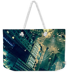 Light In The City 2 Weekender Tote Bag
