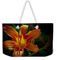 Light In The Dark Weekender Tote Bag