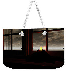 Light In The Window Weekender Tote Bag