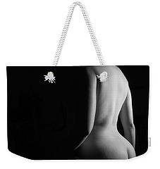Weekender Tote Bag featuring the photograph Light by Joe Kozlowski