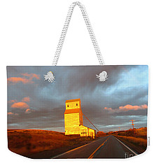 Light Just Right Weekender Tote Bag by Janice Westerberg