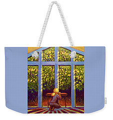 Light Lit Weekender Tote Bag