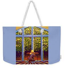 Light Lit Weekender Tote Bag