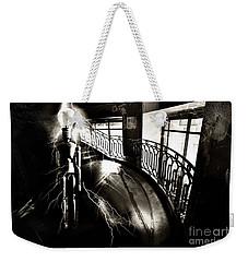 Weekender Tote Bag featuring the digital art Light by Nola Lee Kelsey