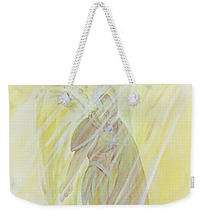 Light Of God Surround Us Weekender Tote Bag