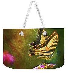Light On Beauty Weekender Tote Bag