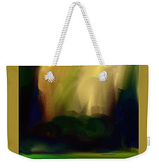 Light On The Horizon Weekender Tote Bag
