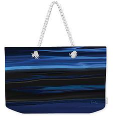Light On The Horizon Weekender Tote Bag