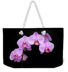 Light On The Purple Please Weekender Tote Bag
