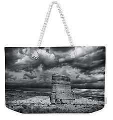 Light On The Rock Weekender Tote Bag