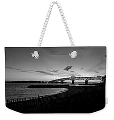 Light Over Bridge Weekender Tote Bag