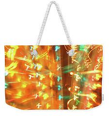 Light Painting 1 Weekender Tote Bag