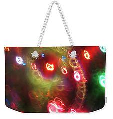 Light Painting 10 Weekender Tote Bag
