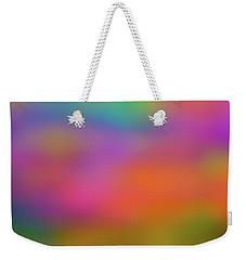 Light Painting No. 7 Weekender Tote Bag