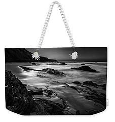 Light Passages Bw Weekender Tote Bag