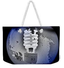 Light Planet Weekender Tote Bag