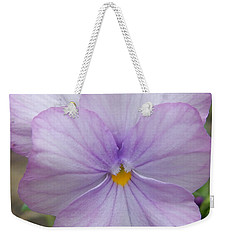 Spurred Anoda - Light Purple Tones Weekender Tote Bag