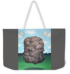 Light Rock Weekender Tote Bag