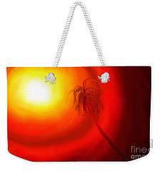 Light Weekender Tote Bag by Rushan Ruzaick