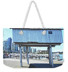 Light Shed 1 Weekender Tote Bag