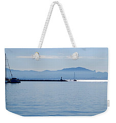 Light Streak Weekender Tote Bag