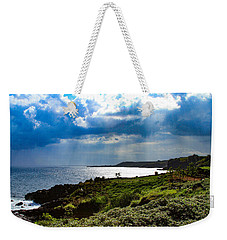 Light Streams On Kauai Weekender Tote Bag