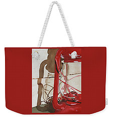 Light The Way Weekender Tote Bag by Cynthia Powell