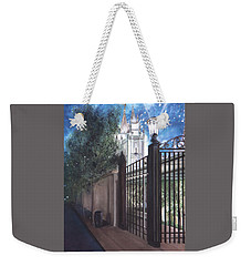 Light The World Weekender Tote Bag