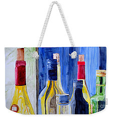 Light Through Glass 2 Weekender Tote Bag
