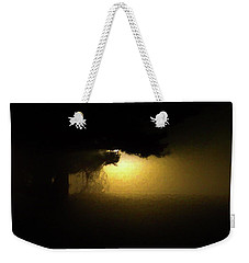 Light Through The Tree Weekender Tote Bag