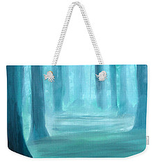 Light Through The Trees Weekender Tote Bag