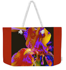 Light Touch Weekender Tote Bag by M Diane Bonaparte