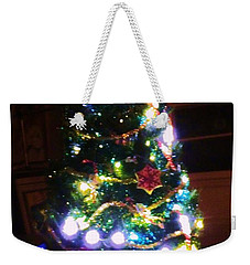Light Up The Night Weekender Tote Bag