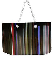 Light Wave Weekender Tote Bag