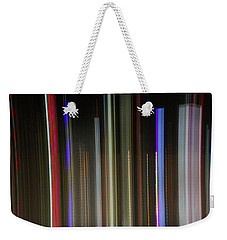 Light Wave Weekender Tote Bag