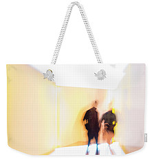 Lightbox Weekender Tote Bag by Alex Lapidus