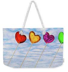 Lighter Than Air Weekender Tote Bag