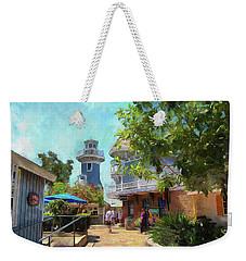 Lighthouse At Seaport Village Weekender Tote Bag