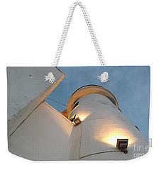 Scarborough Lighthouse Weekender Tote Bag