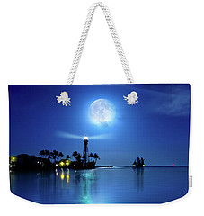 Lighting The Lighthouse Weekender Tote Bag