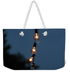 Lighting The Way Weekender Tote Bag